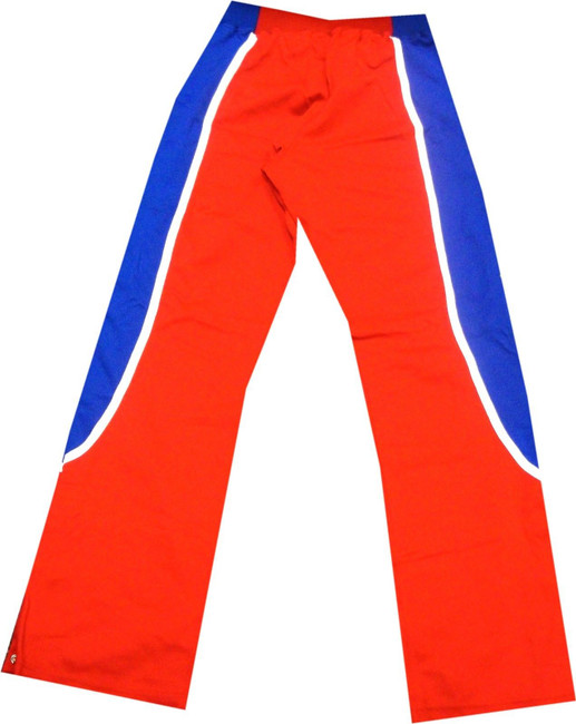 Charles Smith Los Angeles Clippers GAME USED Basketball Warm Up Pants Size 38