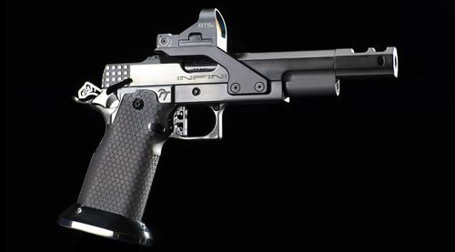 IPSCALEX custom built IPSC/USPSA open division pistol