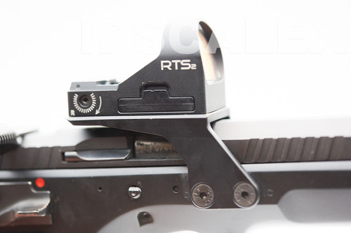 IPSCALEX RTS2/Vortex Razor Mount for CZ Czechmate and TSO