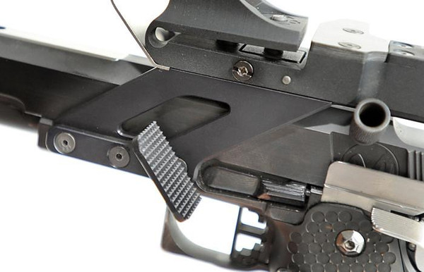 IPSCALEX Thumb rest for 1911/2011 pistols