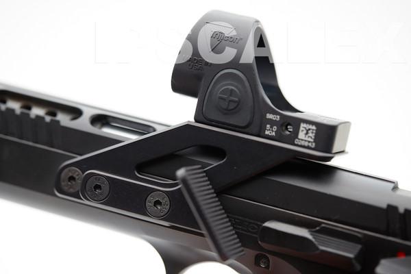 IPSCALEX Tanfoglio/EAA mount for Trijicon SRO/RMR/Holosun