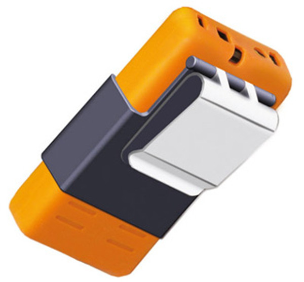 CED rotating belt clip for CED 7000 timer