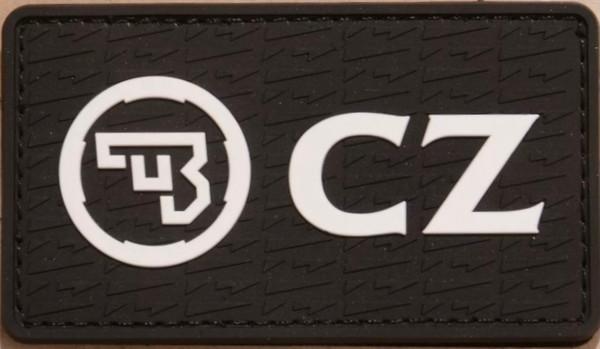 CZ factory velcro patch