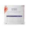 Zyex Upright Bass Strings, standard package back