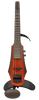 Electric Violins by NS Design, top view