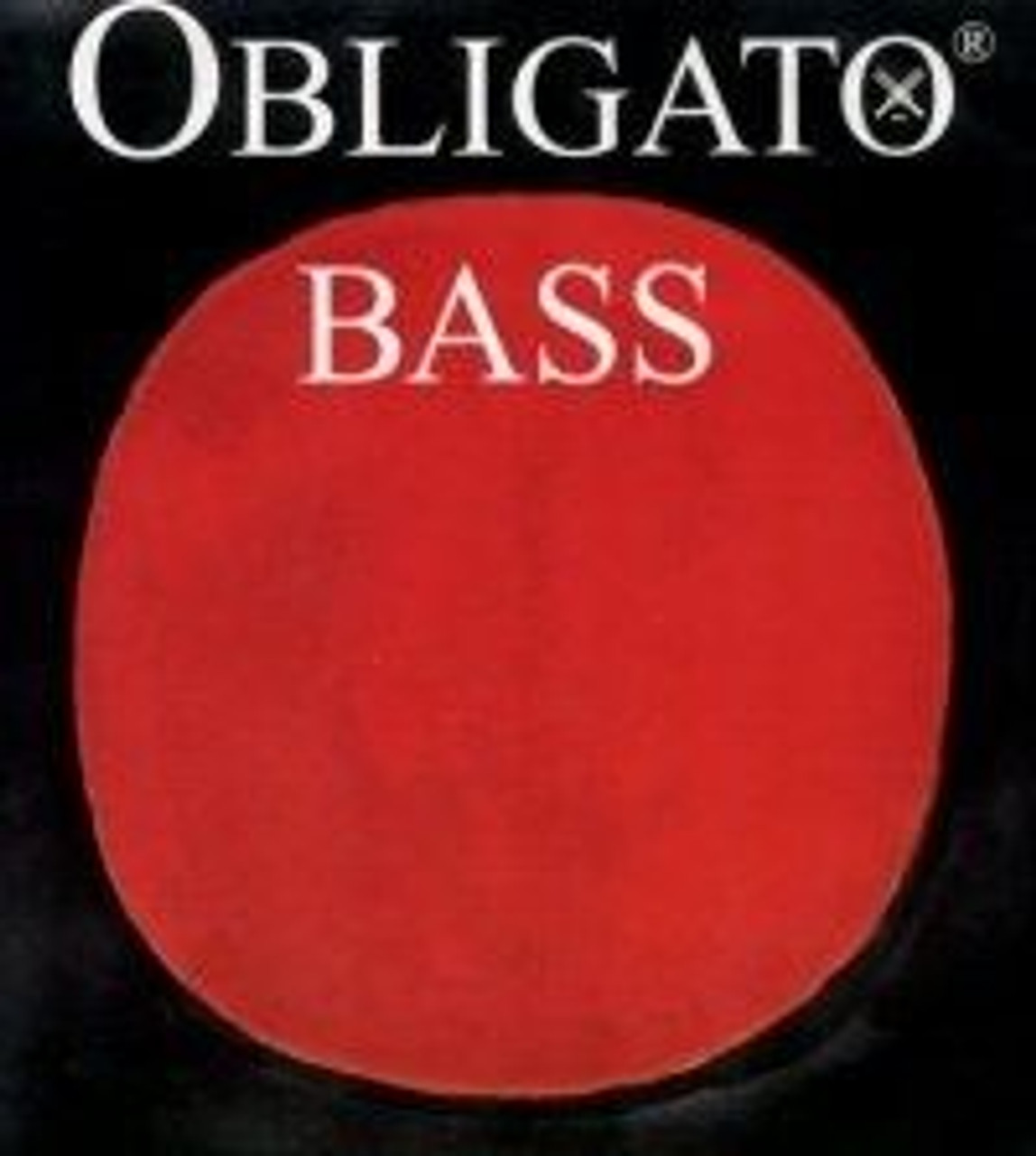 Obligato Upright Bass Strings