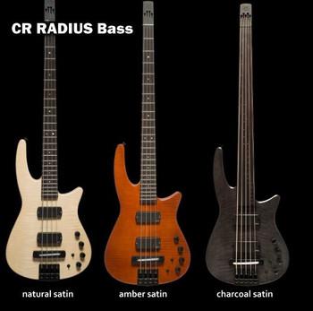 Radius Bass Guitars