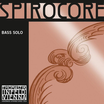 Spirocore SOLO Tuning Upright Bass Strings