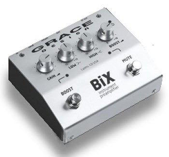 BiX - One Channel Mini Preamp