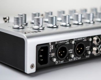 FELiX - Two Channel Blending Preamp