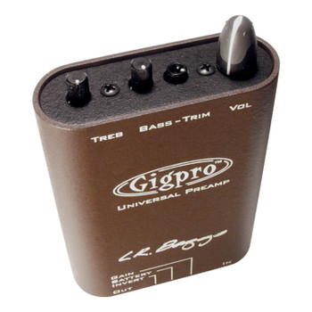 Gigpro Single-Channel Belt-pack Preamp