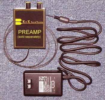 AC Adaptor for Compact K&K Preamps