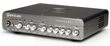 Magellan Amp Heads, MG 800