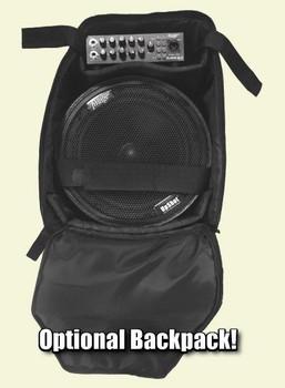 Backpack for Acoustic Image UpShot Speaker Cabinet