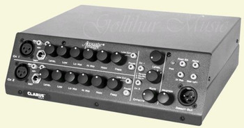 CLARUS - Series 4plus 2-Channel Amplifier