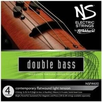 NS Electric Contemporary for NS Design Electric Upright Basses NS610