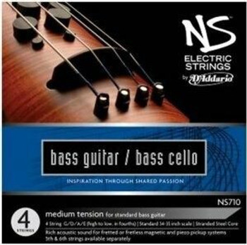NS Electric NS710 for Electric Upright OMNI Bass (aka Bass Cello)