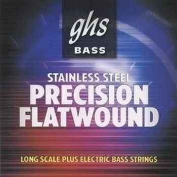 Precision Flatwound String Set for Electric Upright OMNI Bass