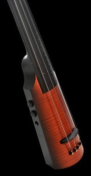 NXTa ACTIVE Omni Bass by NS Design - 4/5 String Short-Scale Electric Upright Bass