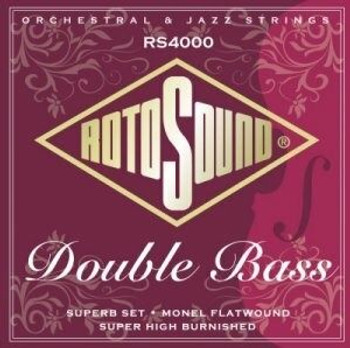 Superb RS4000 Double Bass Strings