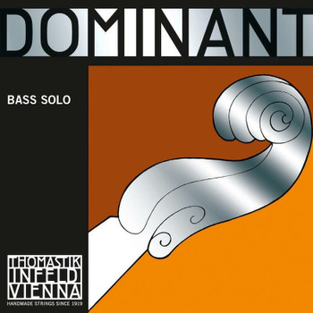Dominant SOLO Tuning Upright Bass Strings by Thomastik