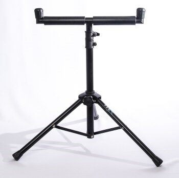 The Bass Bar - Compact 'Laydown Style' Double Bass Stand