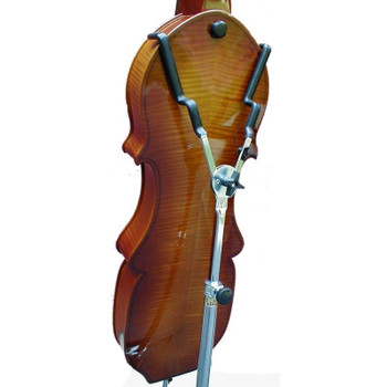 Folding Stand for Eminence Electric Upright Bass, rear shot