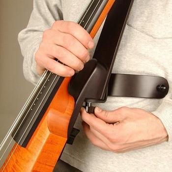 Shoulder 'Frame' Strap System for NS Design Basses & Cellos, in use