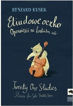 Twenty-One Studies: Stories for Solo Double Bass (book)
