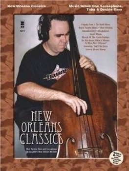 New Orleans Classics - Book with Play-Along Audio Tracks
