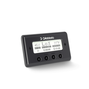 Electronic Temperature and Humidity Sensor by D'Addario, product view