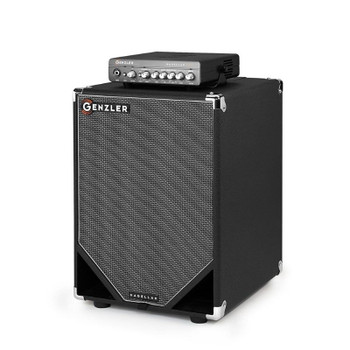 Magellan 350 MG12T-V Small Combo by Genzler Amplification, angle view