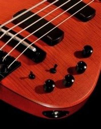 Radius Bass Guitars, tone knobs
