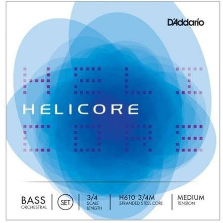 """Helicore SOLO TUNING """"Orchestral"""" Strings, standard package front"""