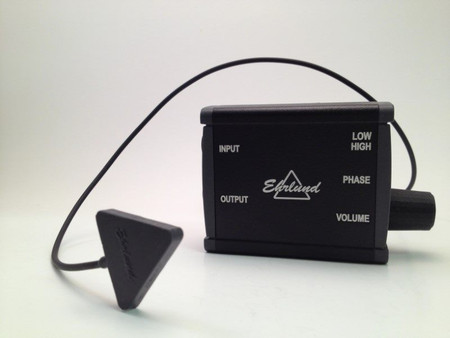 Acoustic Pickup (EAP) Linear Microphone (for Upright Bass), transducer and preamp 2