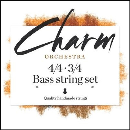Charm Orchestral Upright Strings, standard package