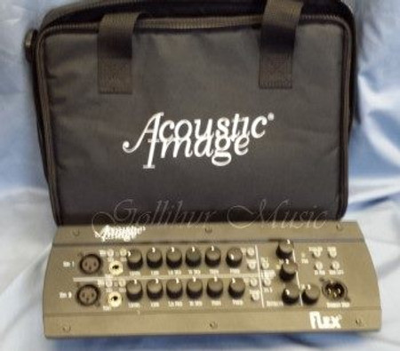FLEX 2-Channel Preamplifier (Stand-mountable, Series 4+), preamp in bag