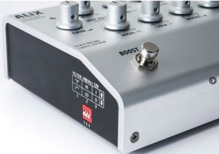 ALiX - One Channel Preamp, preamp side