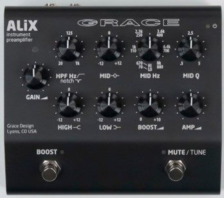 ALiX - One Channel Preamp