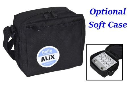 ALiX - One Channel Preamp, carry bag