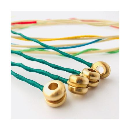 GoldenSlaps - 140GLP (Golden Slap) Low Tension Strings, ball end