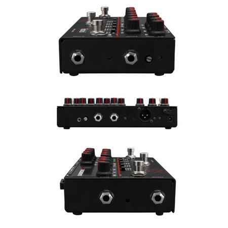 ToneBone BassBone OD Dual Channel Preamp for Doublers multiview