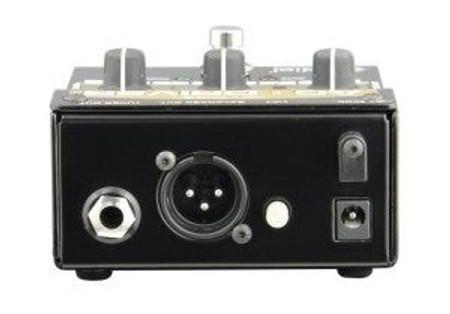 Tonebone AC Driver 1 Channel Preamplifier, preamp back