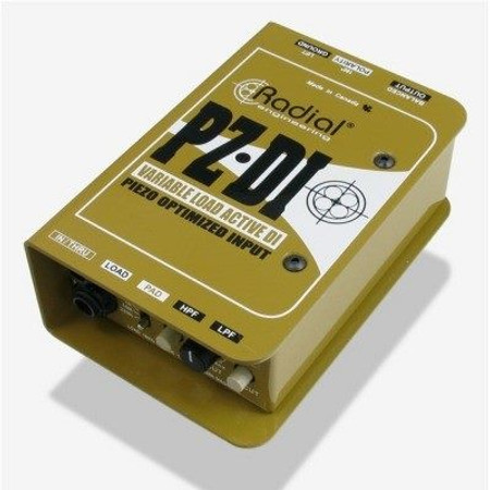 PZ-DI - Piezo-Optimized Direct Box
