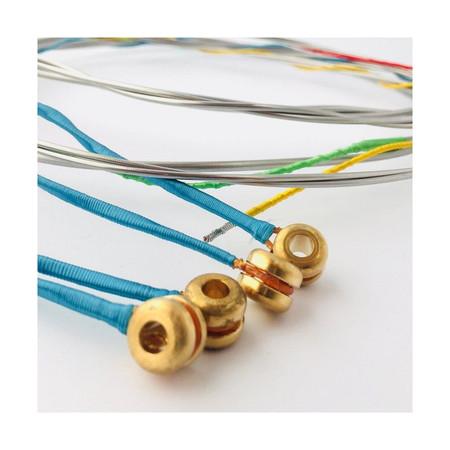 Honey - 90140H Solid Core Medium Tension Strings, ball end