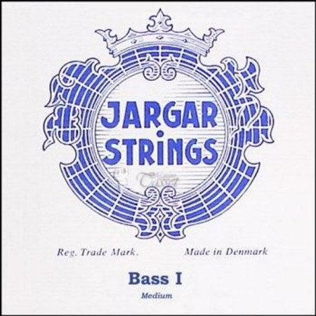Jargar Handmade Upright Bass Strings, standard package