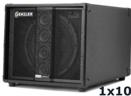 Bass Array Speaker Cabinets, 1x10