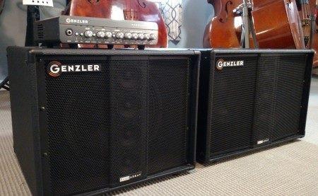 Bass Array Speaker Cabinets