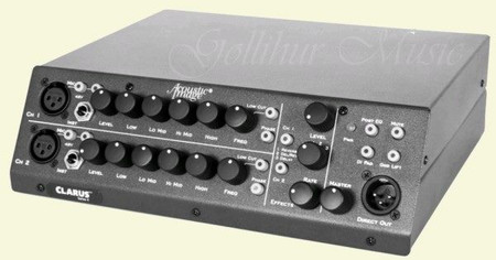 CLARUS - Series 4plus 2-Channel Amplifier