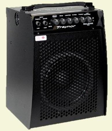 SB106 Ultra-Lightweight Combo Bass Amplifier, front